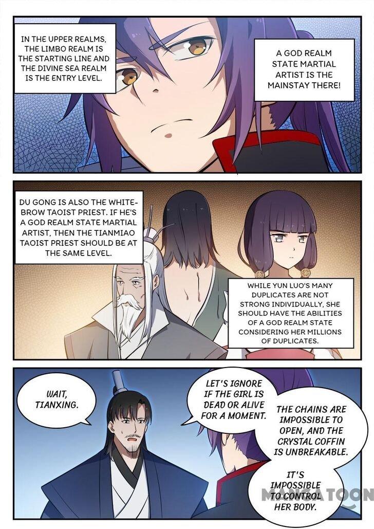 Manga Apotheosis - Chapter 433 Page 7