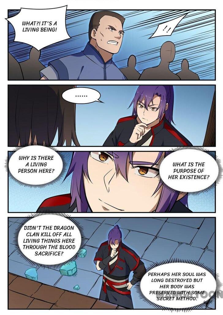 Manga Apotheosis - Chapter 433 Page 12
