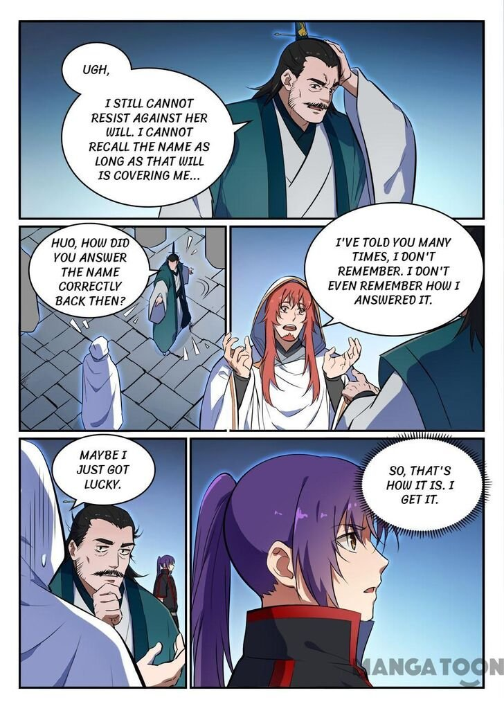 Manga Apotheosis - Chapter 432 Page 5