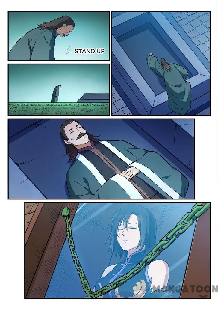 Manga Apotheosis - Chapter 432 Page 4