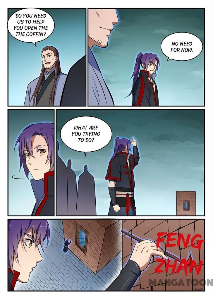 Manga Apotheosis - Chapter 432 Page 10