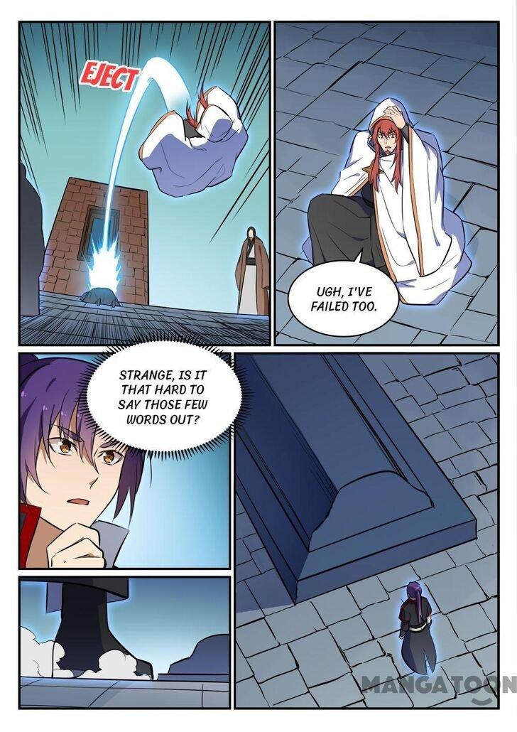 Manga Apotheosis - Chapter 432 Page 8