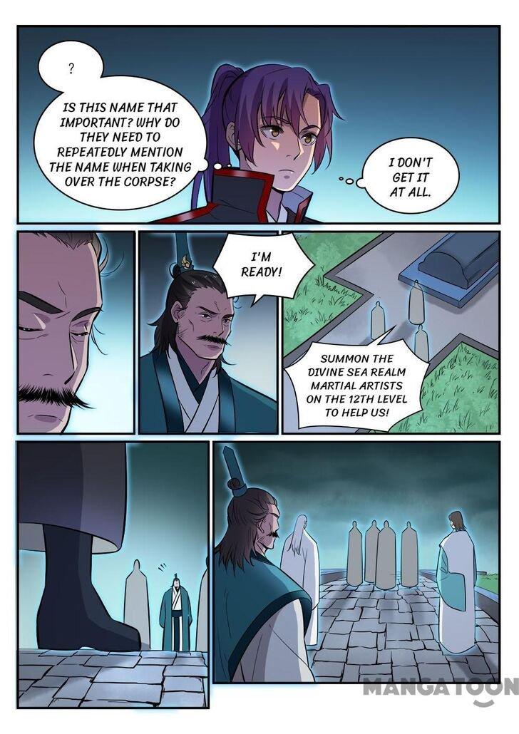 Manga Apotheosis - Chapter 431 Page 4