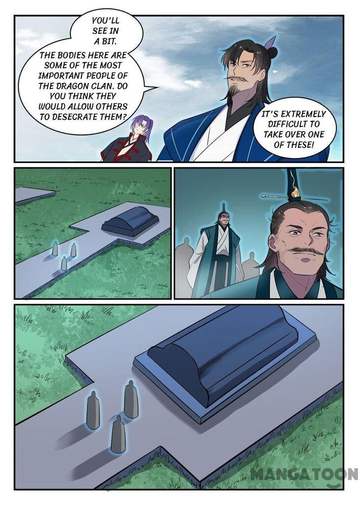 Manga Apotheosis - Chapter 431 Page 2