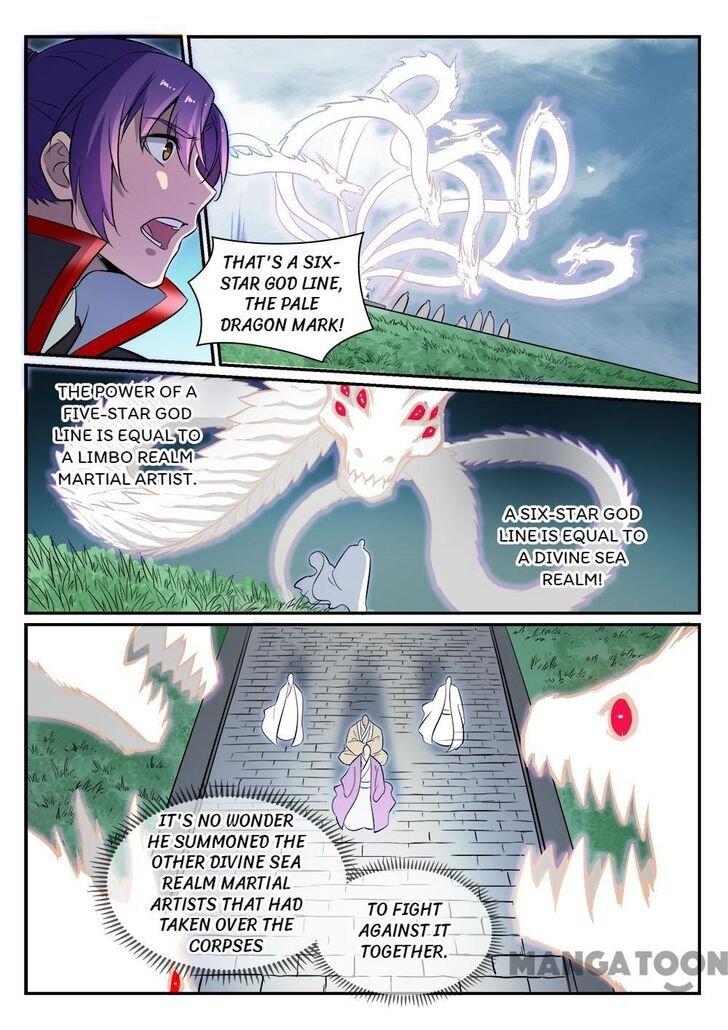 Manga Apotheosis - Chapter 431 Page 7