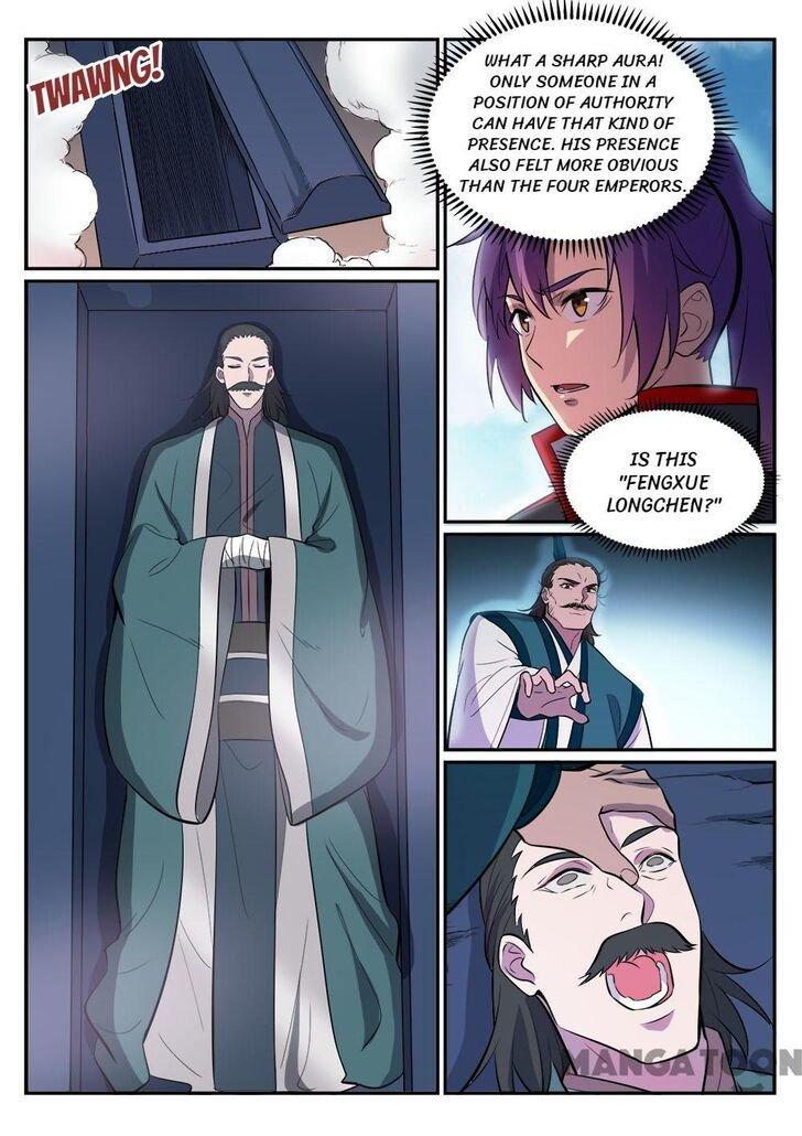 Manga Apotheosis - Chapter 431 Page 10