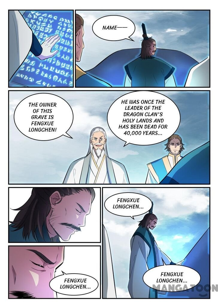 Manga Apotheosis - Chapter 431 Page 3
