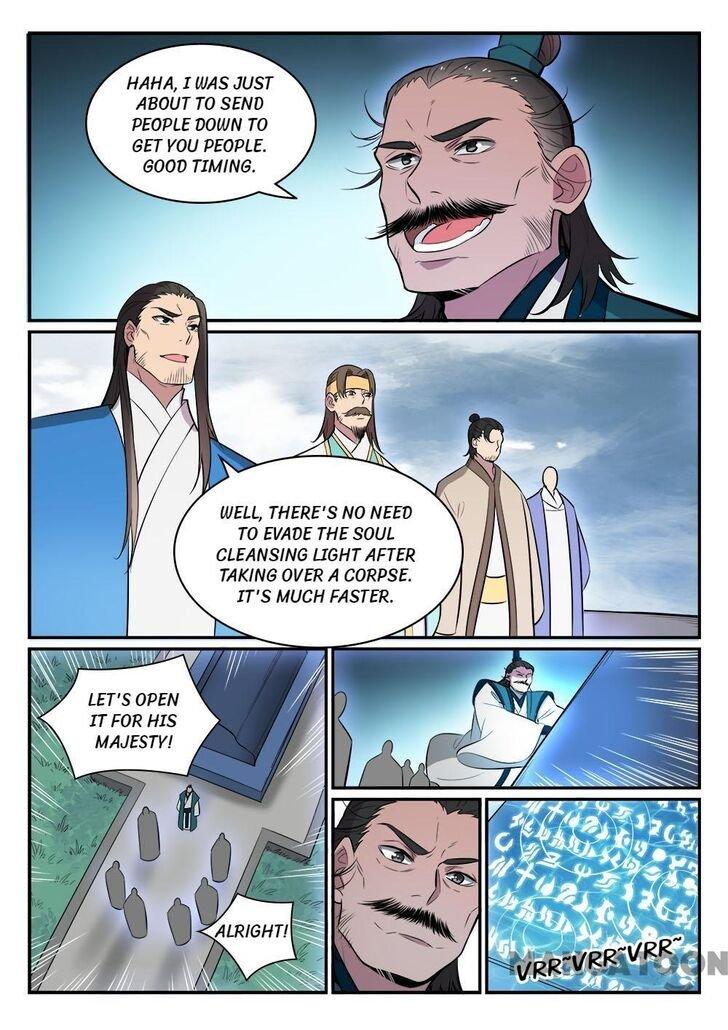 Manga Apotheosis - Chapter 431 Page 5