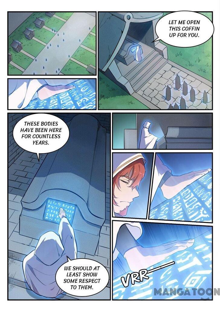 Manga Apotheosis - Chapter 430 Page 4