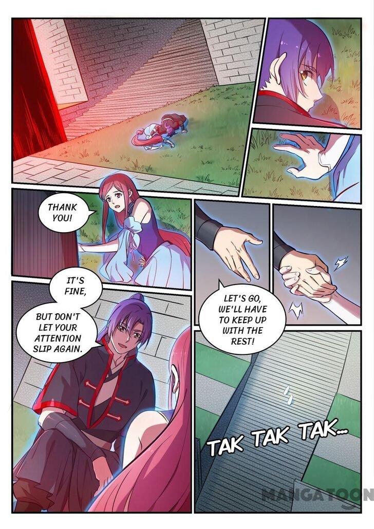 Manga Apotheosis - Chapter 430 Page 2