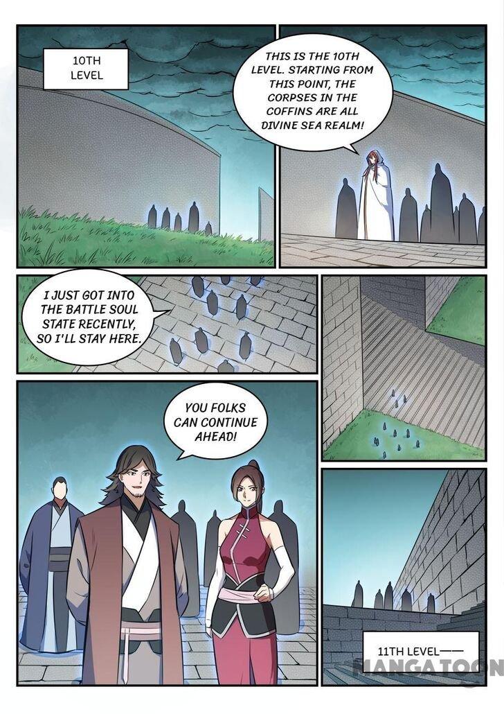 Manga Apotheosis - Chapter 430 Page 13