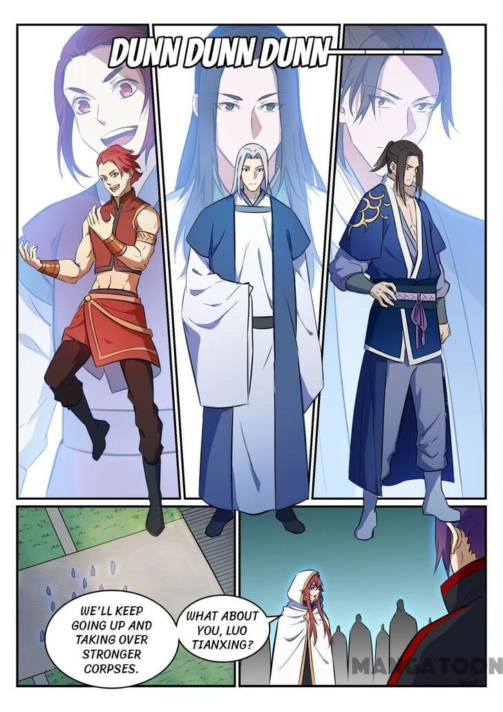 Manga Apotheosis - Chapter 430 Page 11