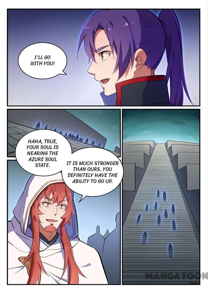 Manga Apotheosis - Chapter 430 Page 12