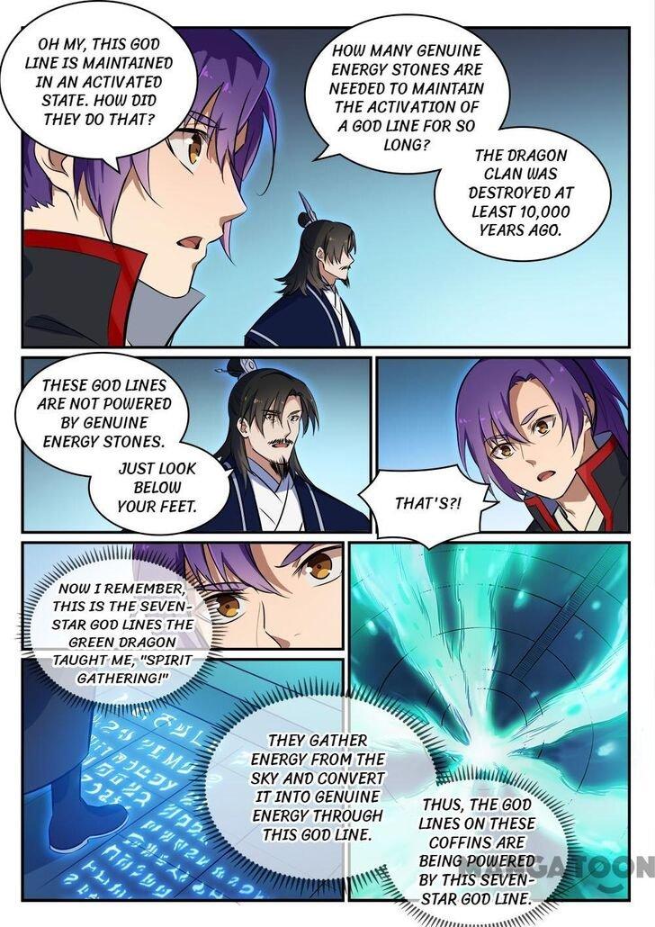 Manga Apotheosis - Chapter 430 Page 15
