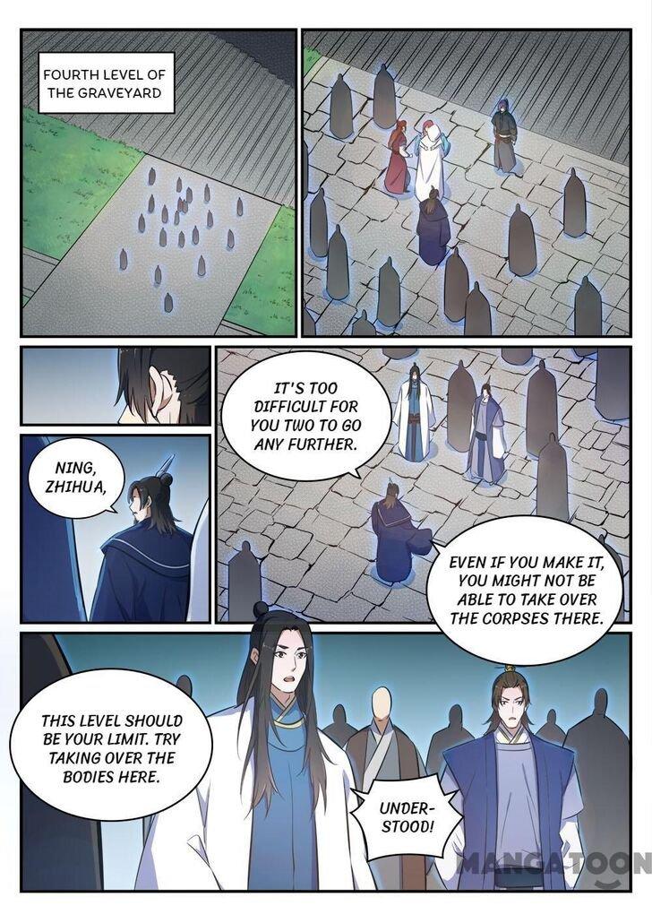 Manga Apotheosis - Chapter 430 Page 3