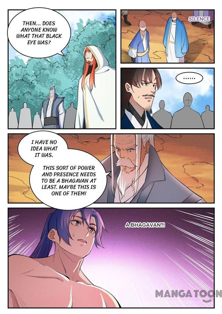 Manga Apotheosis - Chapter 426 Page 16