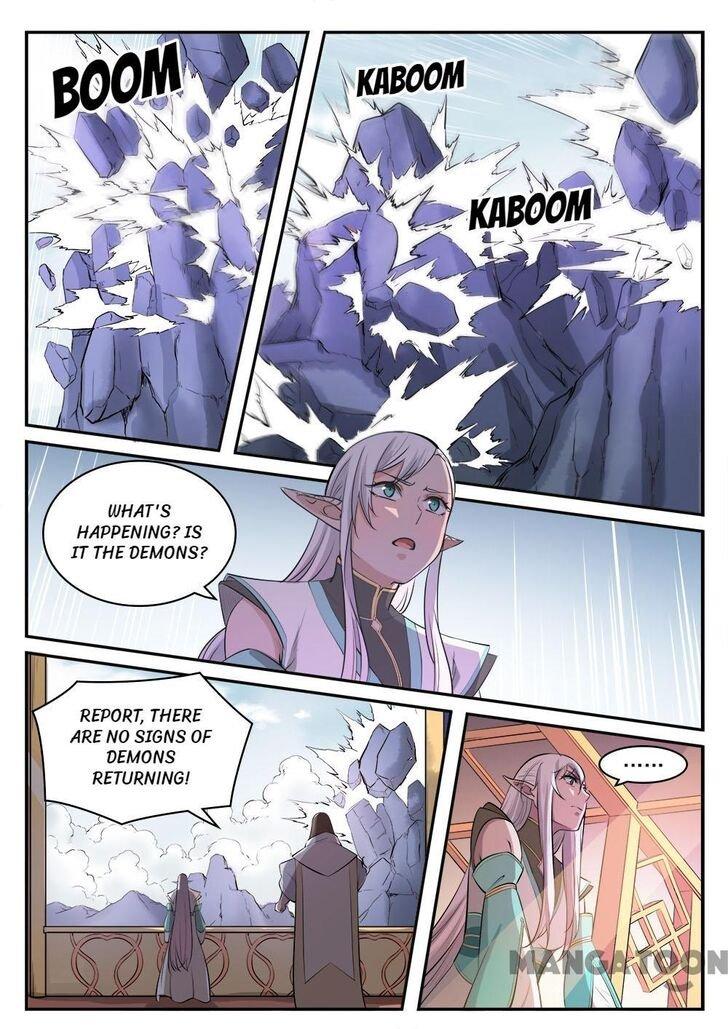 Manga Apotheosis - Chapter 426 Page 10