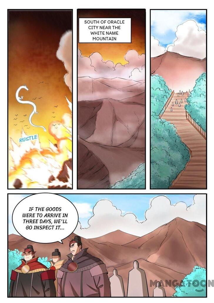Manga Apotheosis - Chapter 426 Page 6