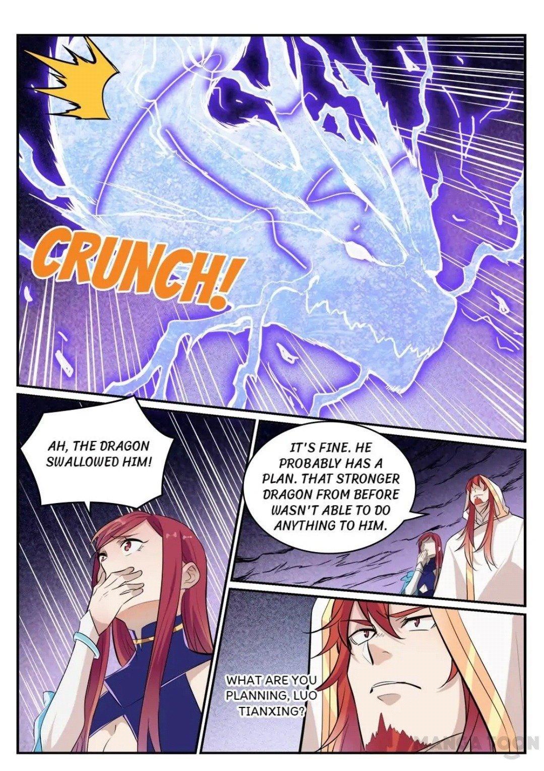 Manga Apotheosis - Chapter 425 Page 13