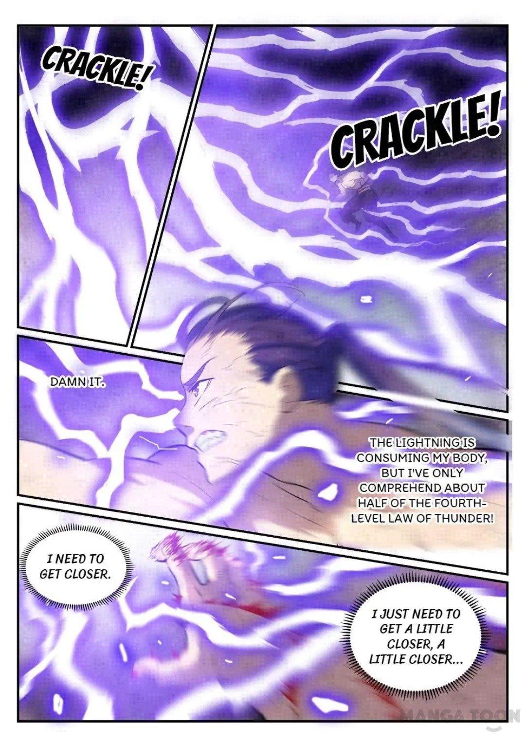 Manga Apotheosis - Chapter 425 Page 14