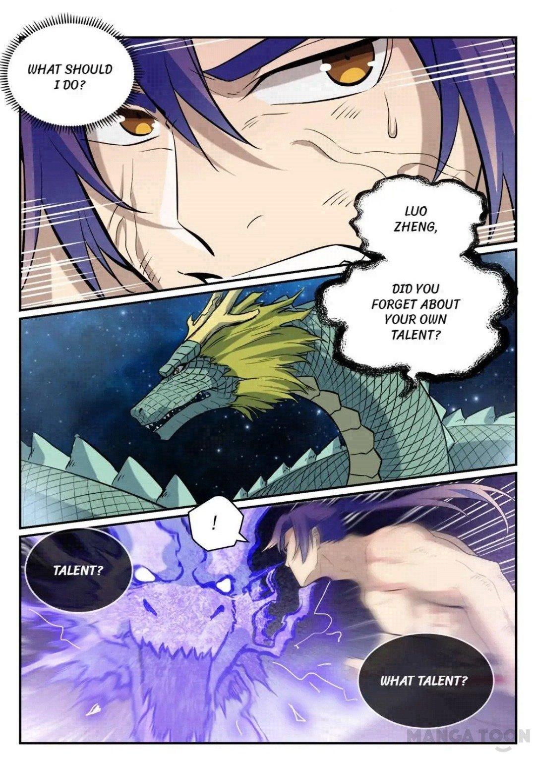 Manga Apotheosis - Chapter 425 Page 7