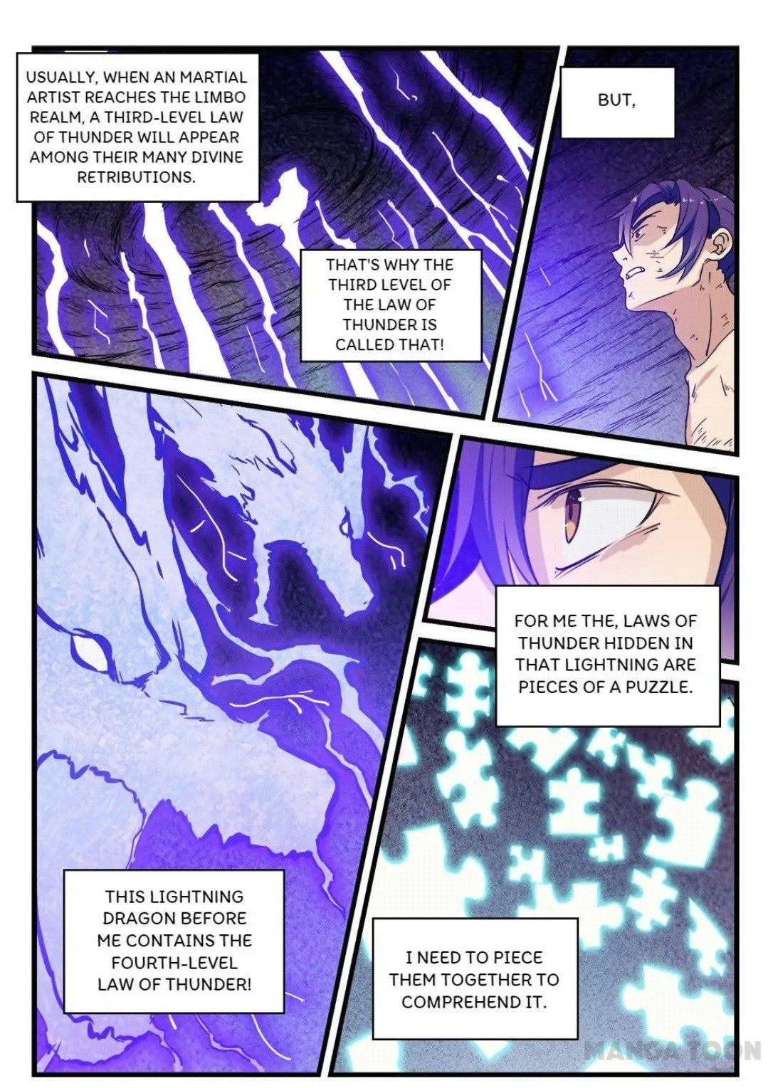 Manga Apotheosis - Chapter 425 Page 11
