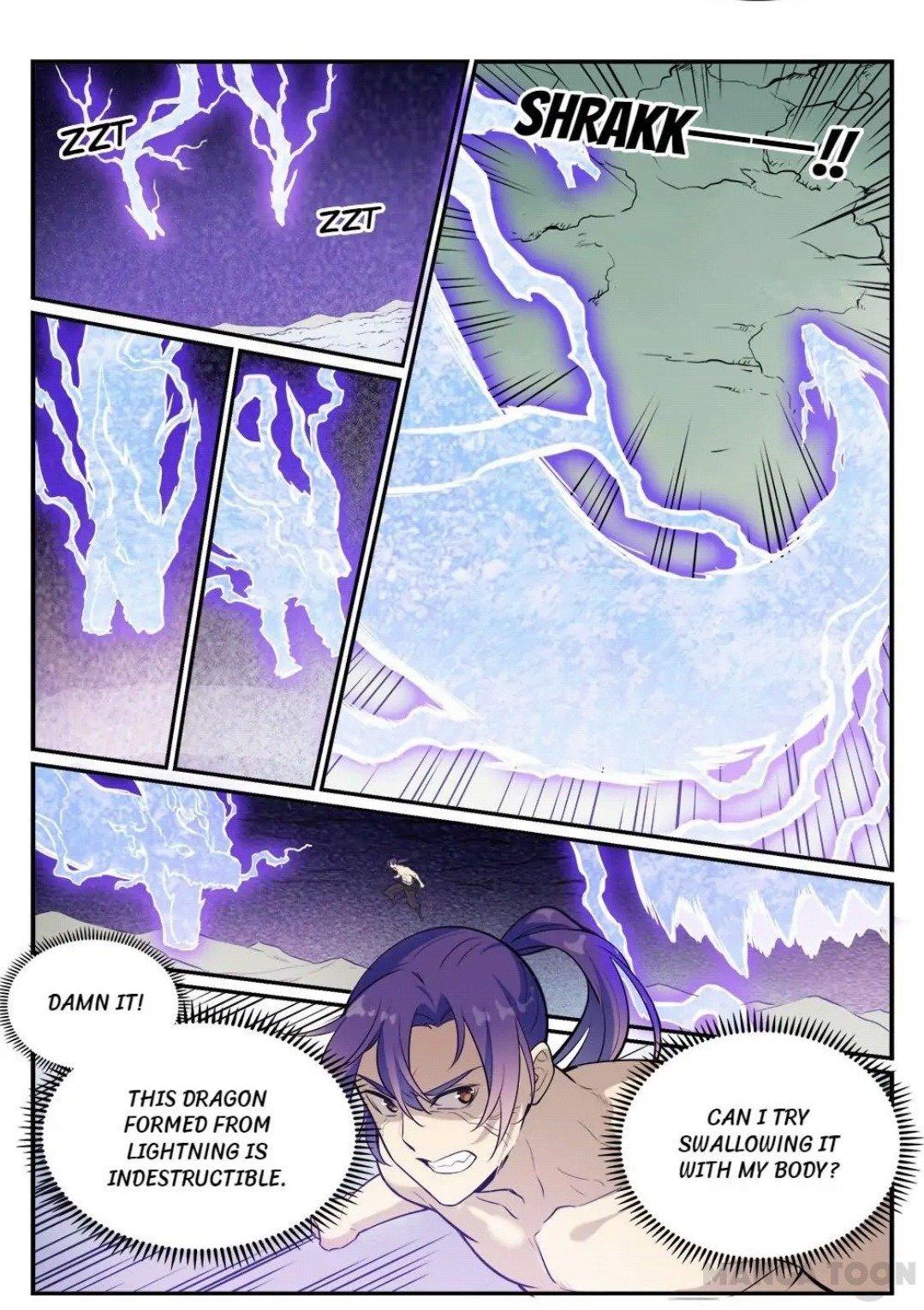 Manga Apotheosis - Chapter 425 Page 6