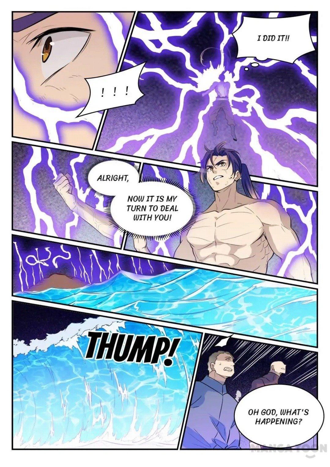 Manga Apotheosis - Chapter 425 Page 16