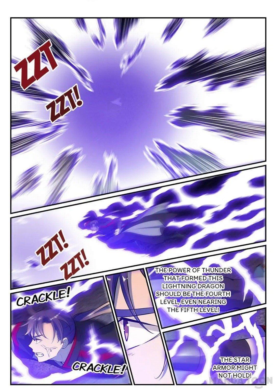 Manga Apotheosis - Chapter 425 Page 3