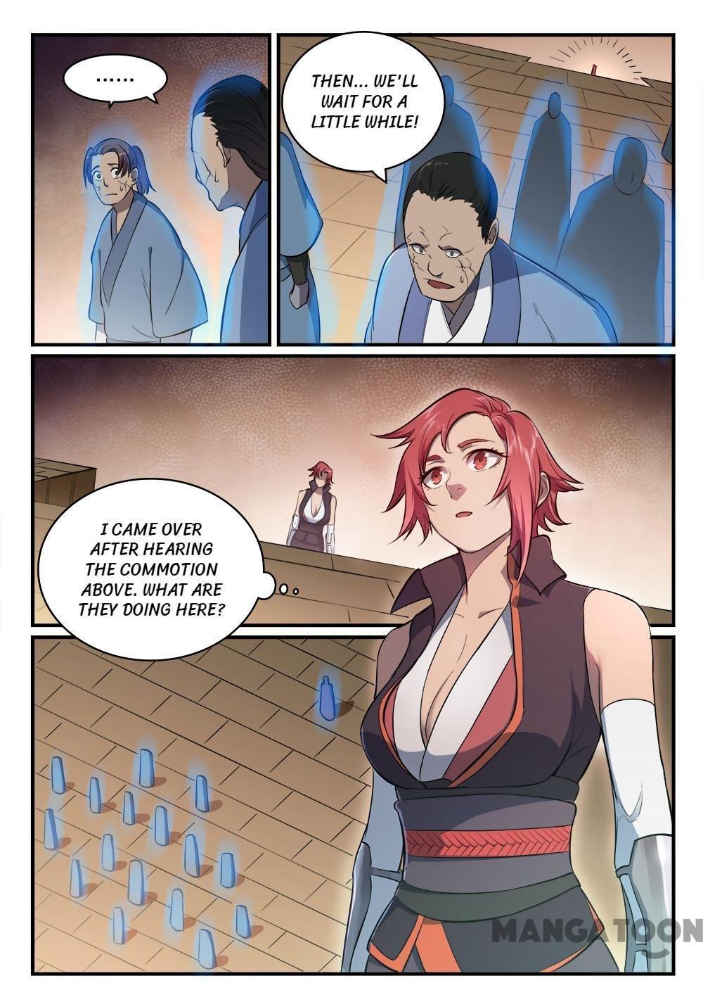 Manga Apotheosis - Chapter 438 Page 2