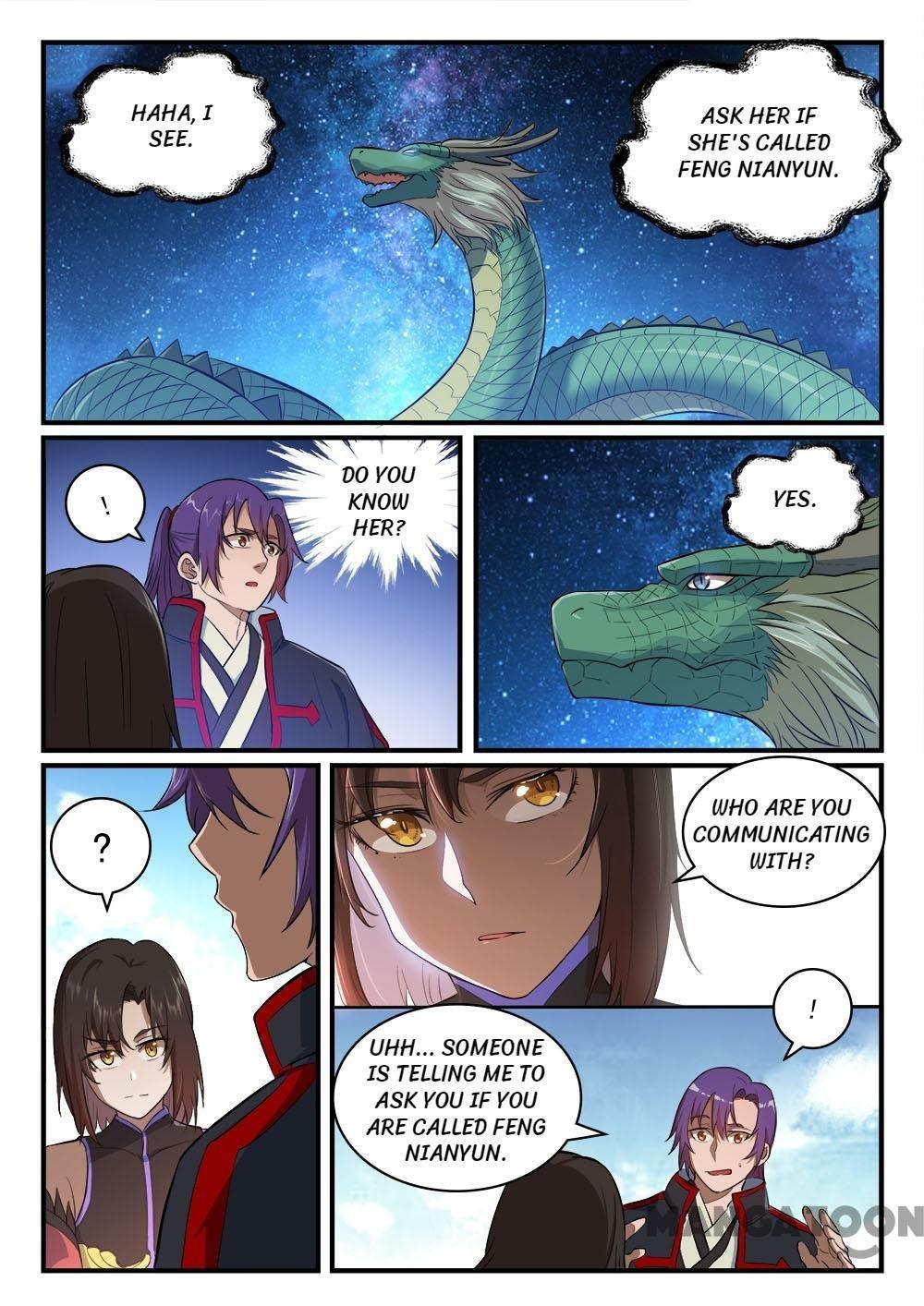 Manga Apotheosis - Chapter 438 Page 13