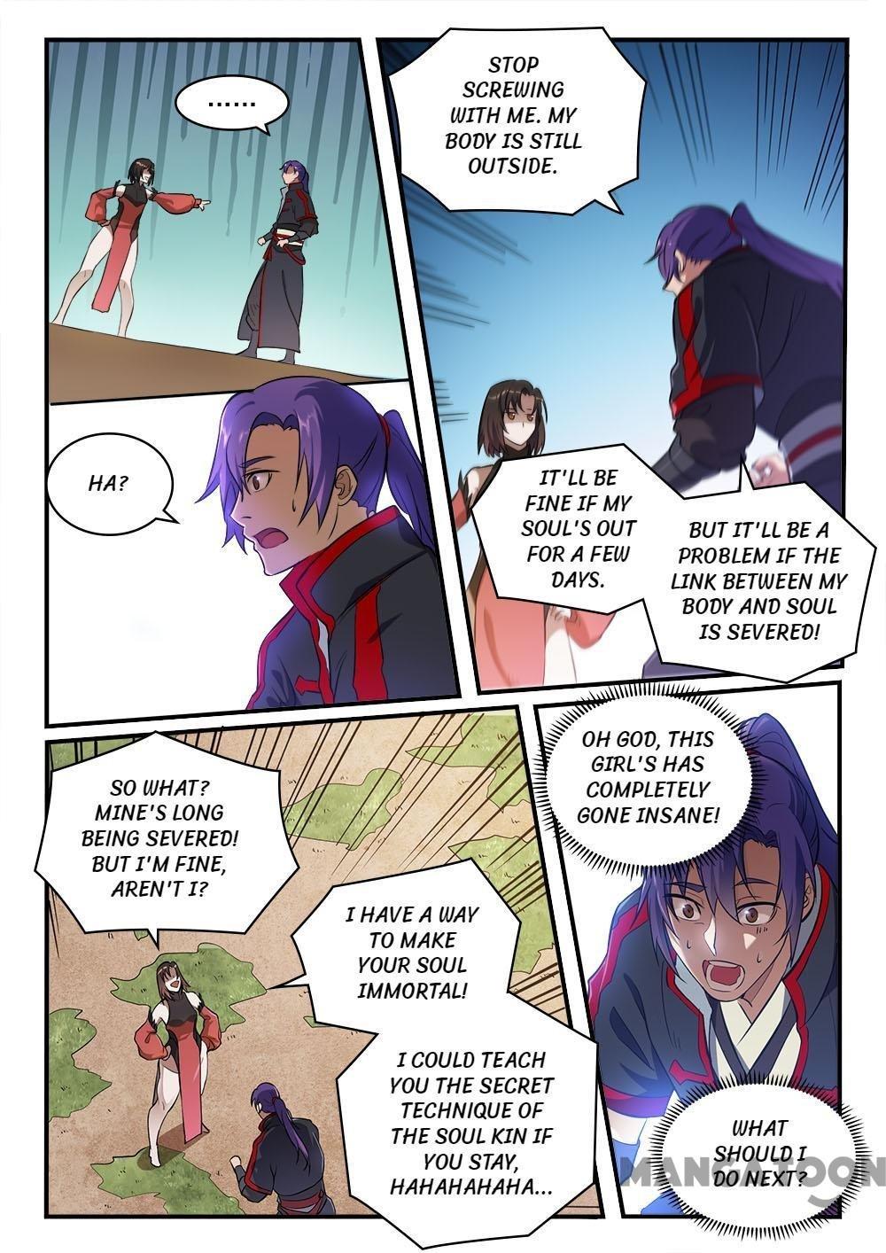 Manga Apotheosis - Chapter 438 Page 10