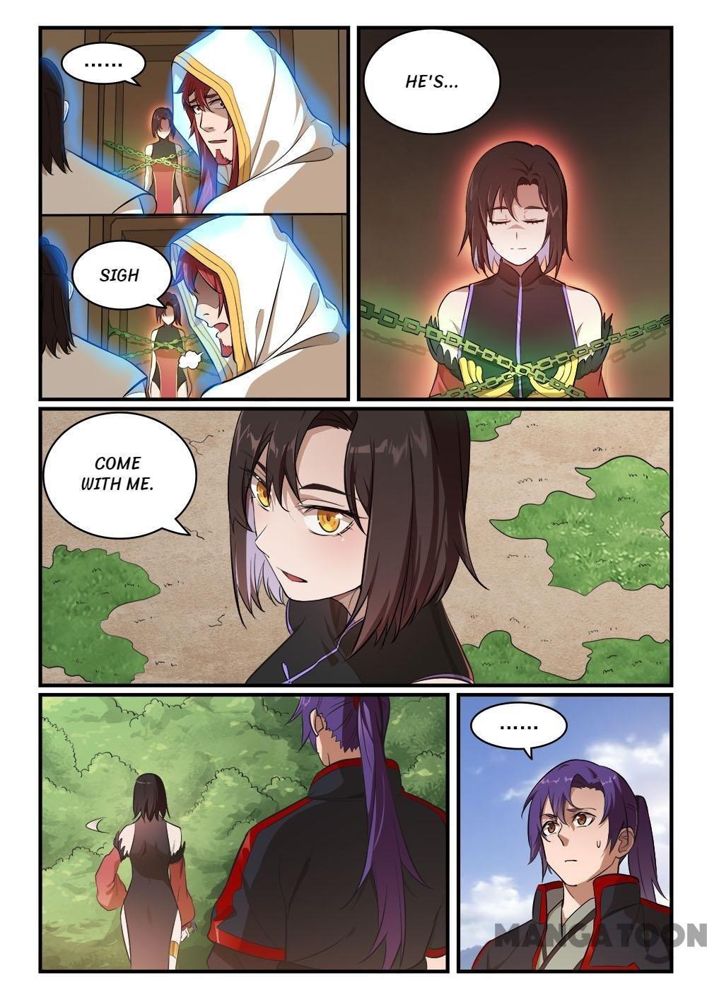 Manga Apotheosis - Chapter 438 Page 4