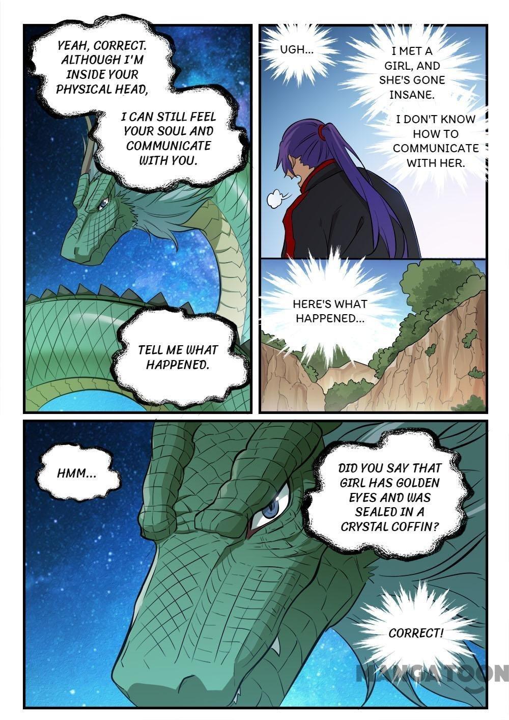Manga Apotheosis - Chapter 438 Page 12