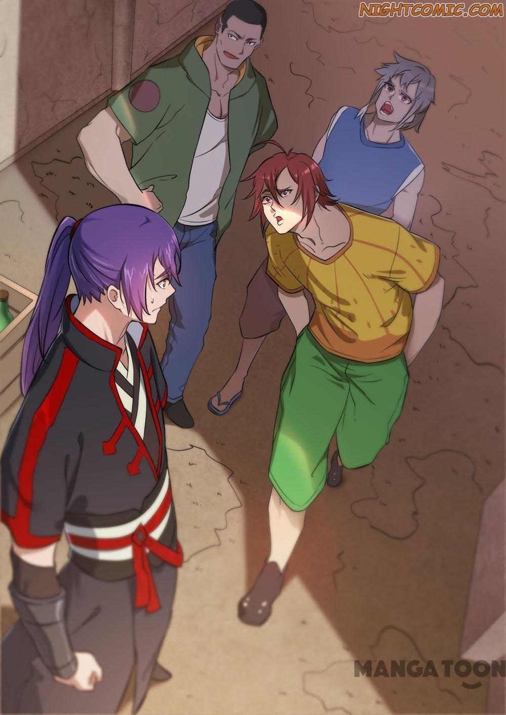 Manga Apotheosis - Chapter 437 Page 1