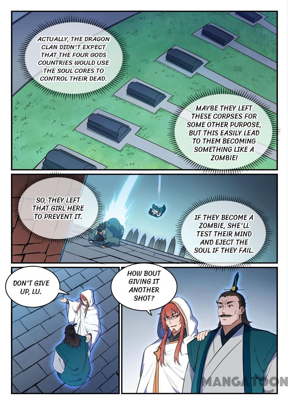 Manga Apotheosis - Chapter 435 Page 6