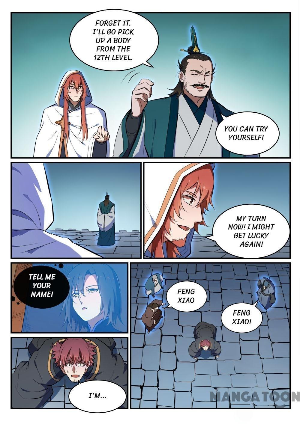 Manga Apotheosis - Chapter 435 Page 7