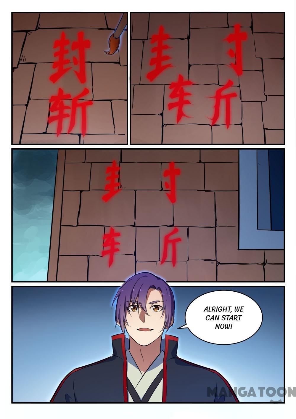 Manga Apotheosis - Chapter 435 Page 11