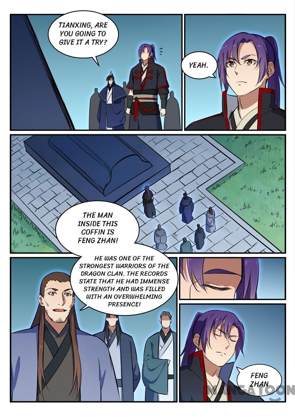 Manga Apotheosis - Chapter 435 Page 9