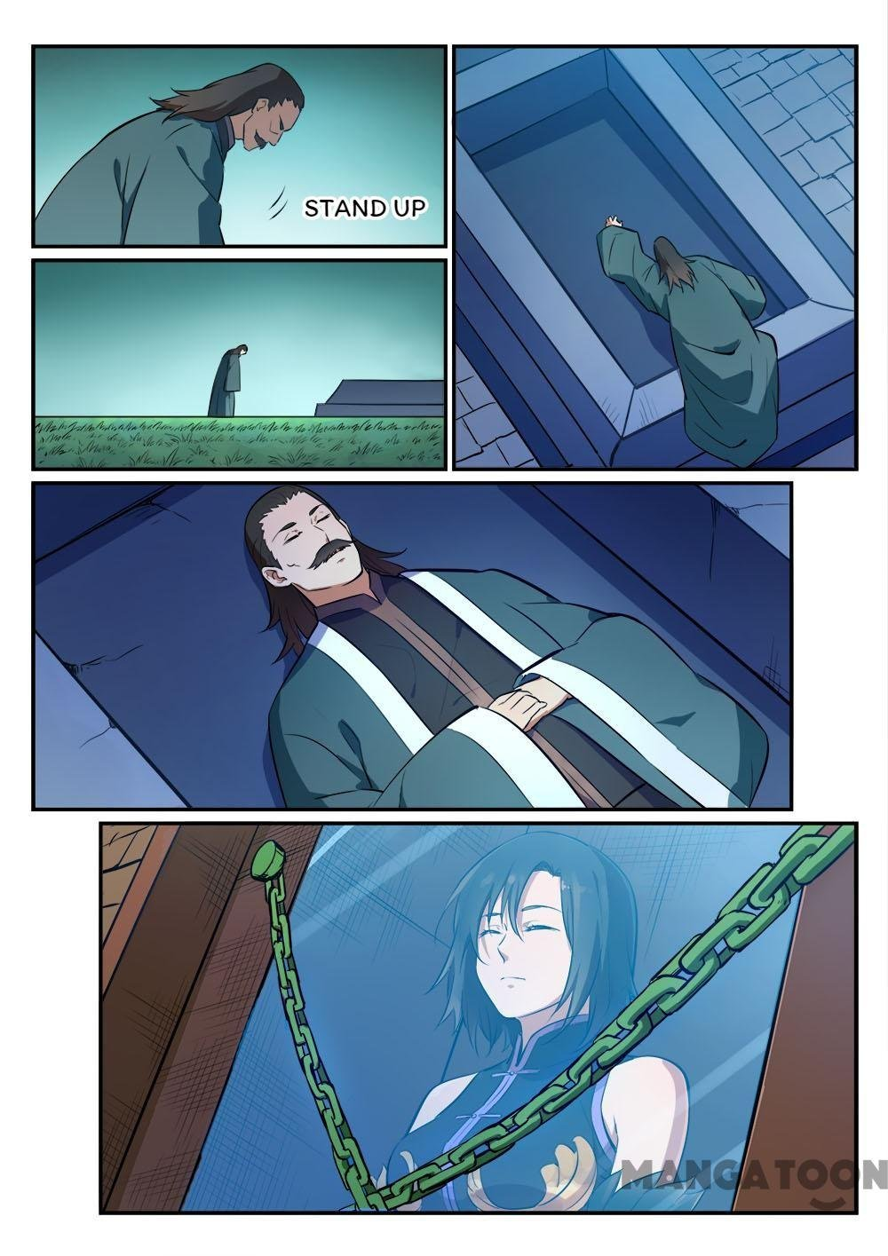 Manga Apotheosis - Chapter 435 Page 4