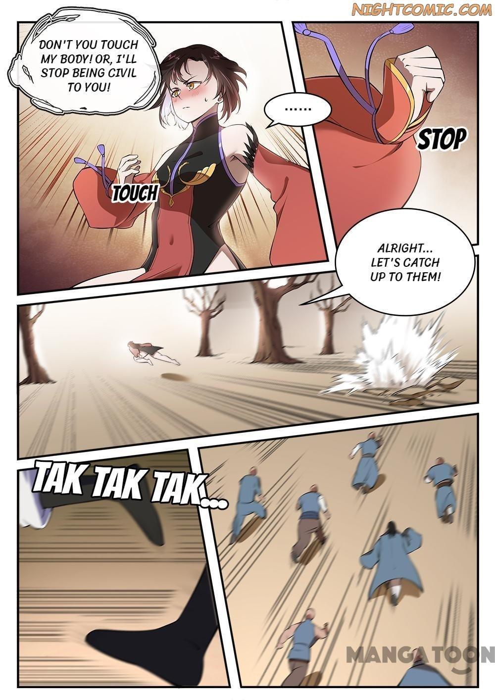 Manga Apotheosis - Chapter 440 Page 4