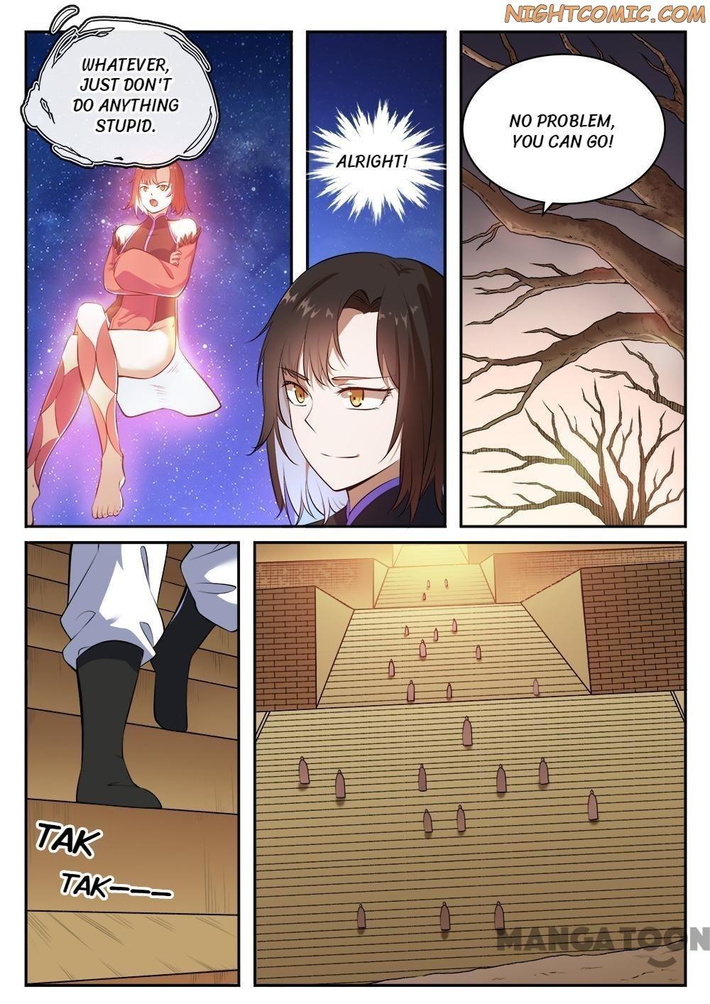 Manga Apotheosis - Chapter 440 Page 13
