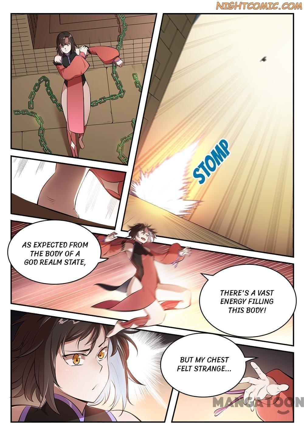 Manga Apotheosis - Chapter 440 Page 3