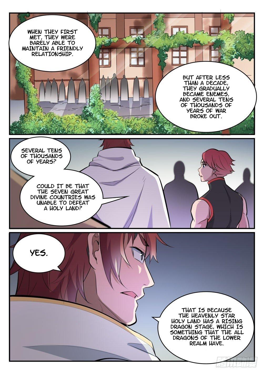 Manga Apotheosis - Chapter 444 Page 6