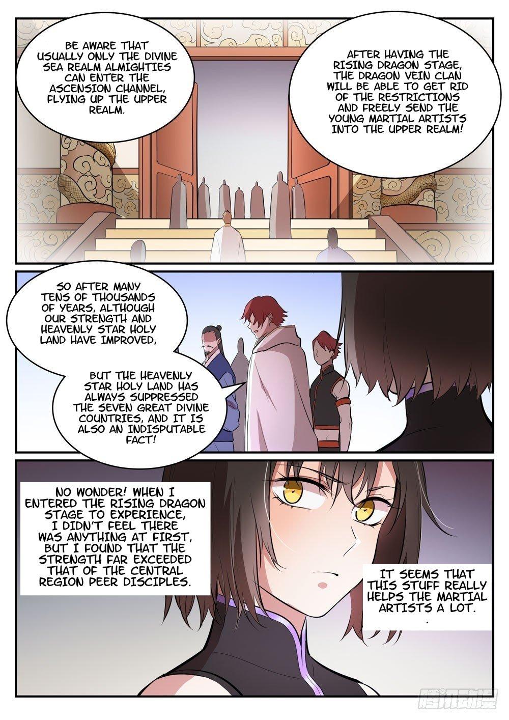 Manga Apotheosis - Chapter 444 Page 7