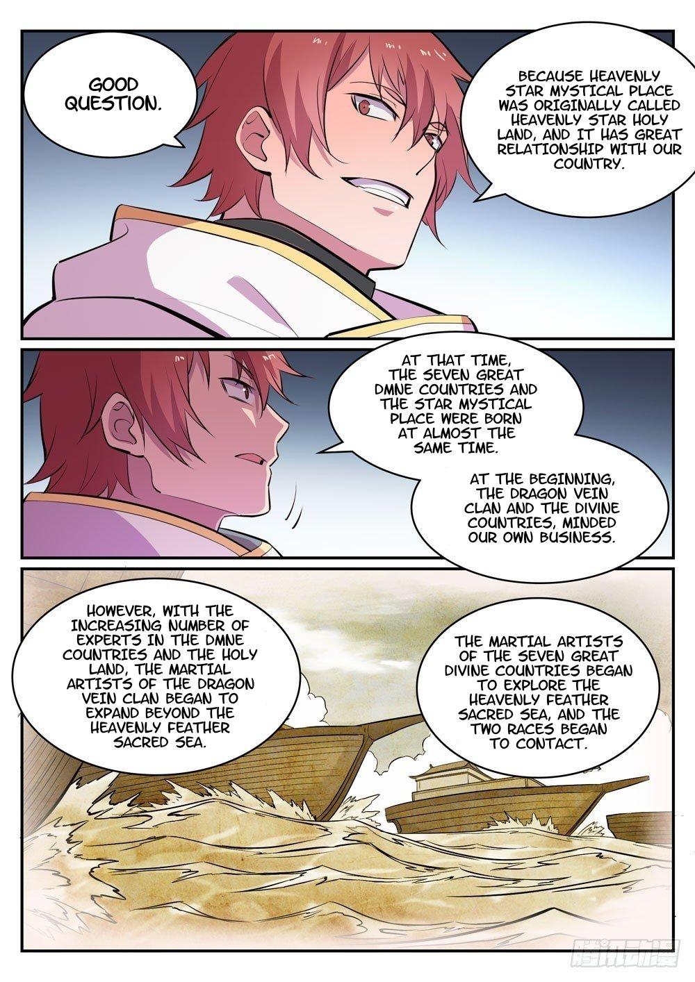 Manga Apotheosis - Chapter 444 Page 5