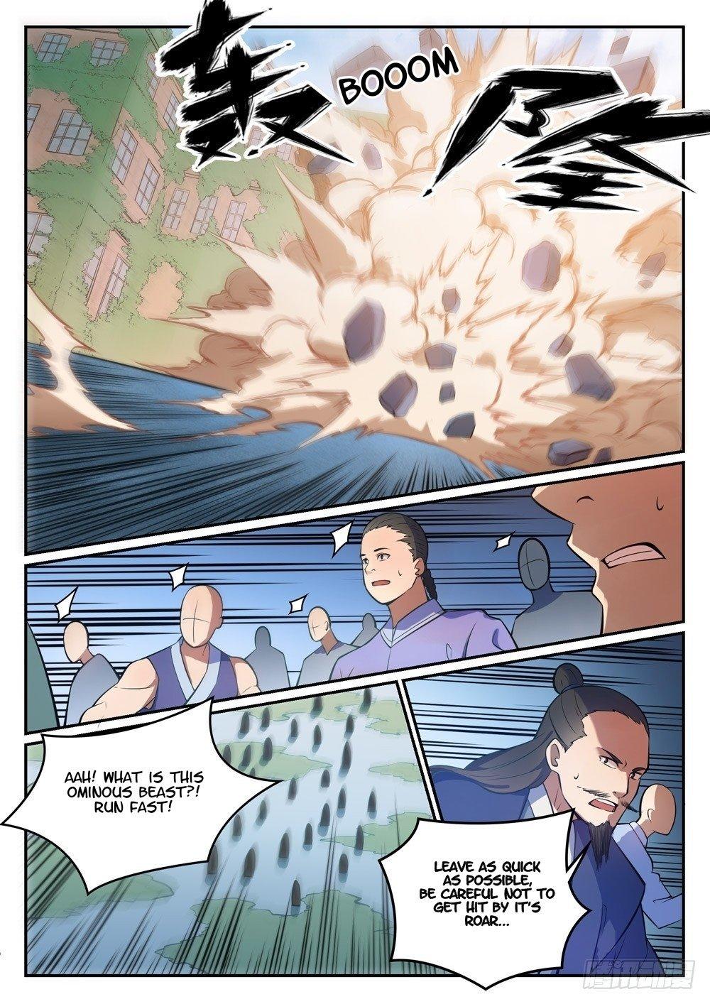 Manga Apotheosis - Chapter 445 Page 8