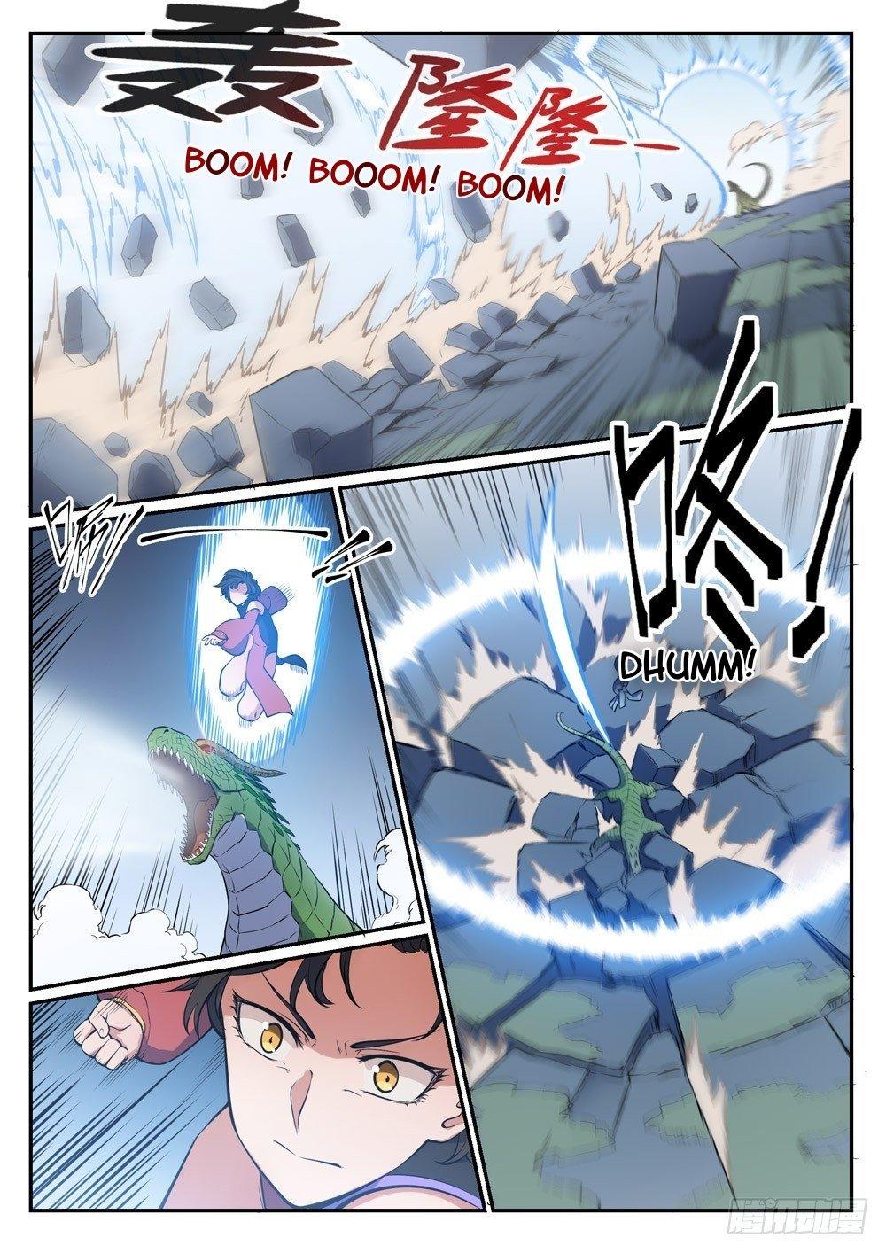Manga Apotheosis - Chapter 445 Page 13