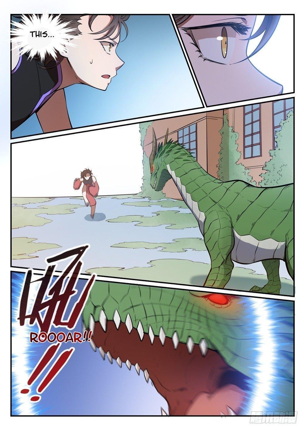 Manga Apotheosis - Chapter 445 Page 12