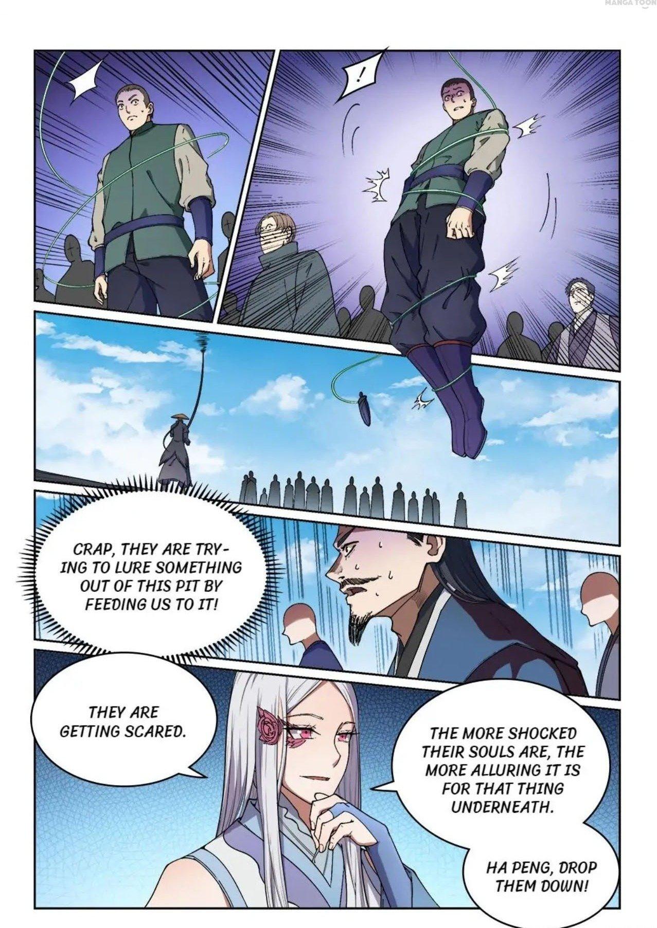 Manga Apotheosis - Chapter 447 Page 10